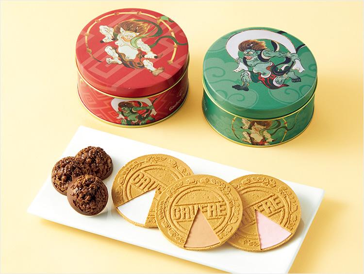 <上野凮月堂>菓子詰合せ(東京国立博物館 限定ギフト)