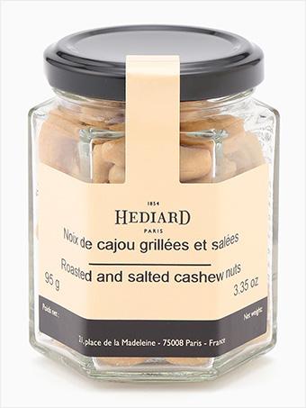 <エディアール>グリルと塩味カシューナッツ
