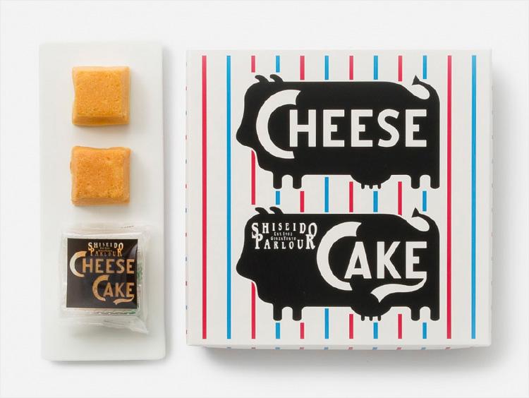 <資生堂パーラー>チーズケーキ9個入