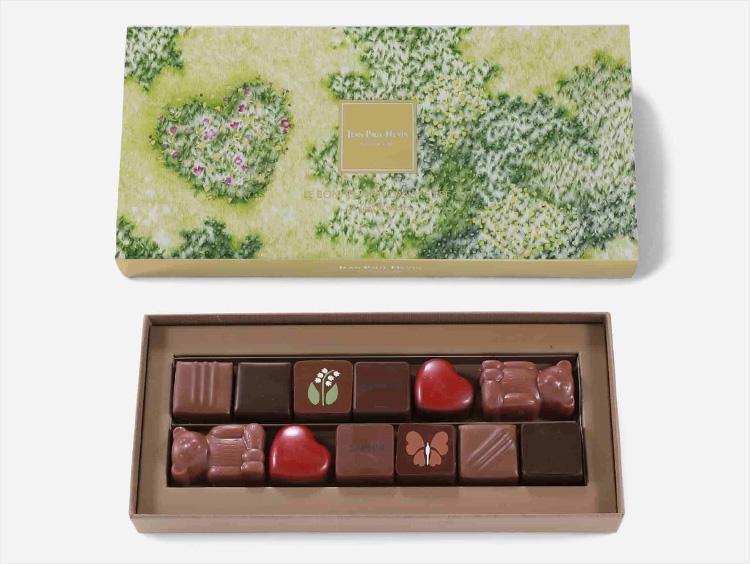 <ジャン=ポール・エヴァン>ボンボン ショコラ 12個ボヌールダンルブレ