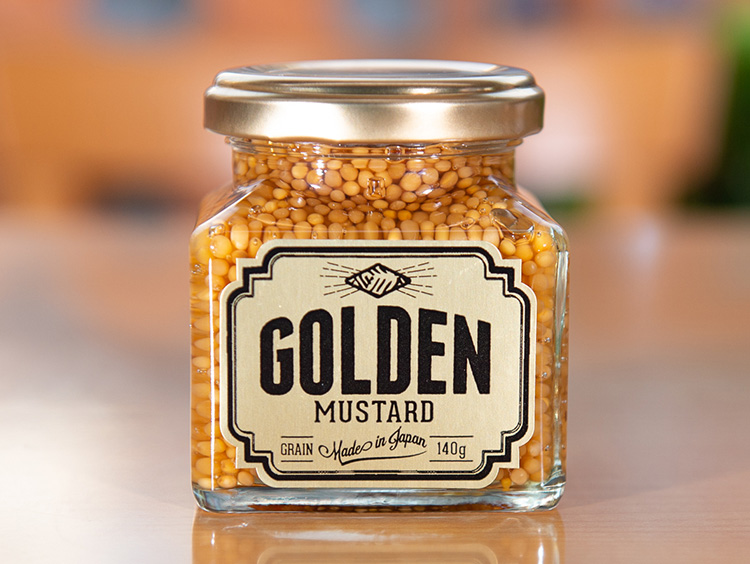 <GOLDEN MUSTARD™>のイメージ