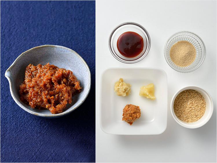韓国風味噌ダレ