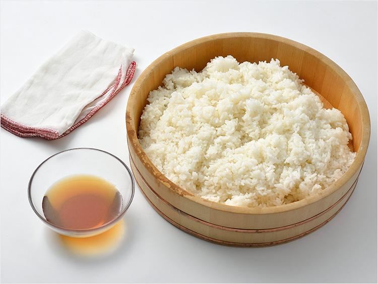 酢飯の材料
