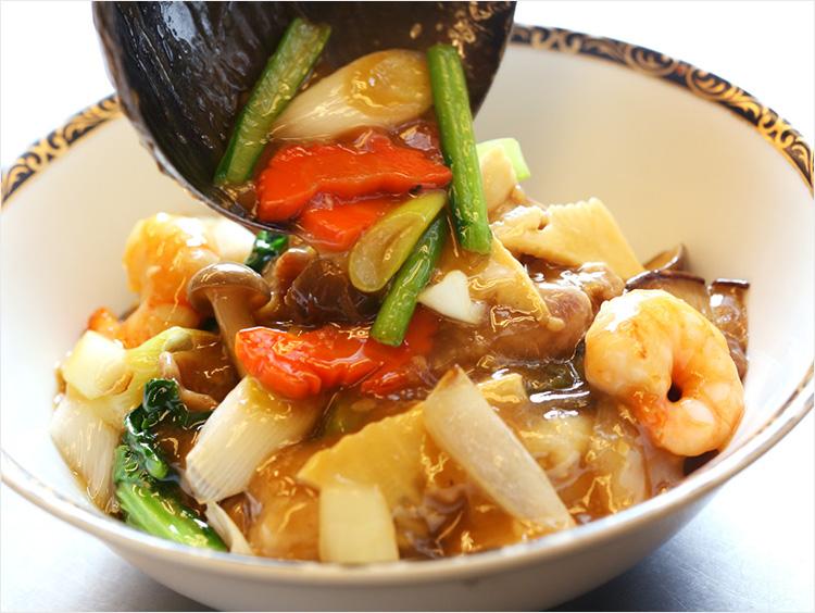 中華丼のイメージ