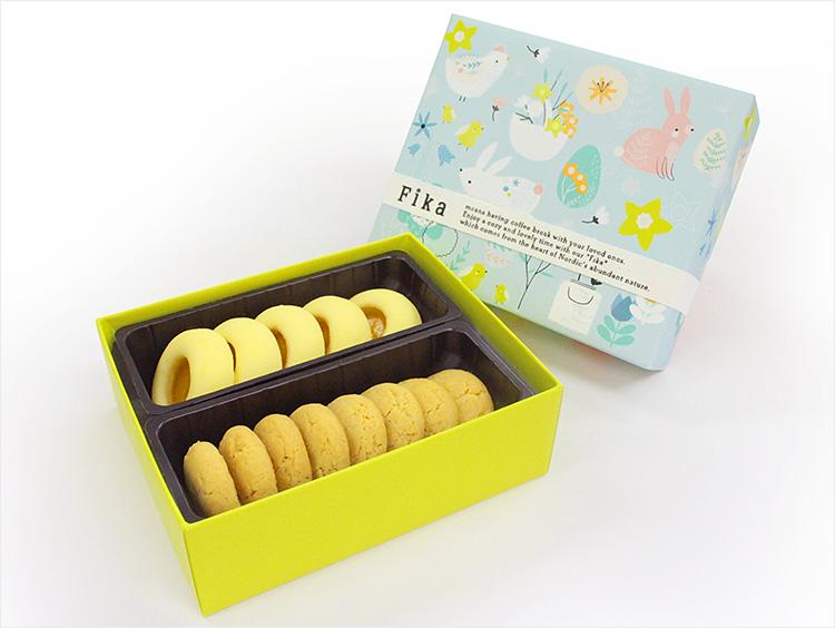 <フィーカ>クッキーアソート(イースターパッケージ)
