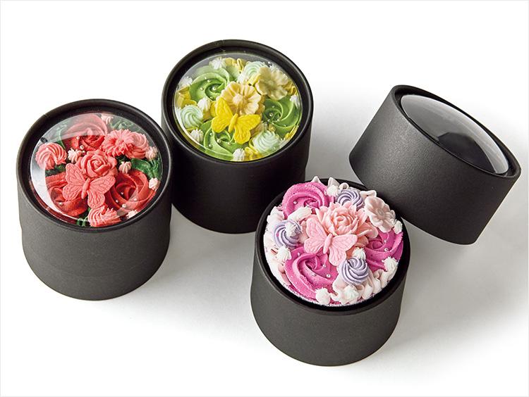 <日本茶菓SANOAH>お茶のパウンドケーキ~ハナタバ~