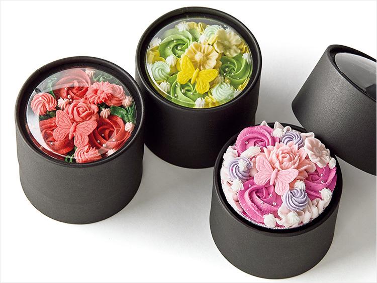 <日本茶菓SANOAH>お茶のパウンドケーキ~ハナタバ
