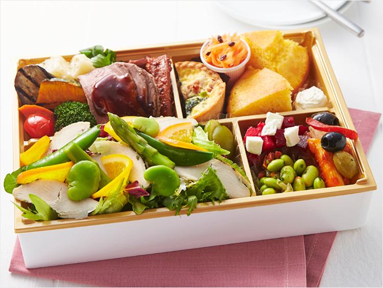 <RF1>季節の彩り 華やかSalad box