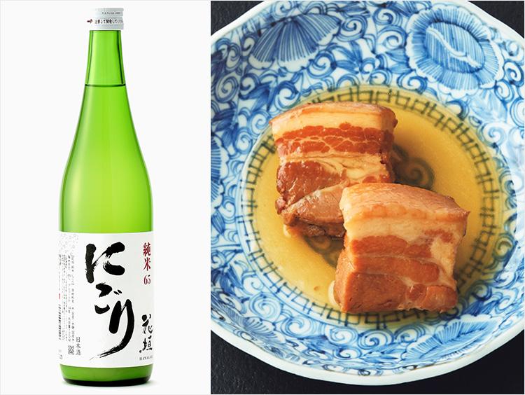 <南部酒造場>花垣 純米にごり酒、<赤坂松葉屋>とんとろり
