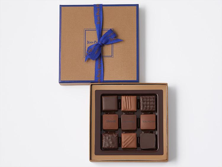 <ジャン=ポール・エヴァン>ボンボン ショコラ 9個