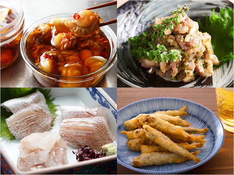 魚料理のイメージ