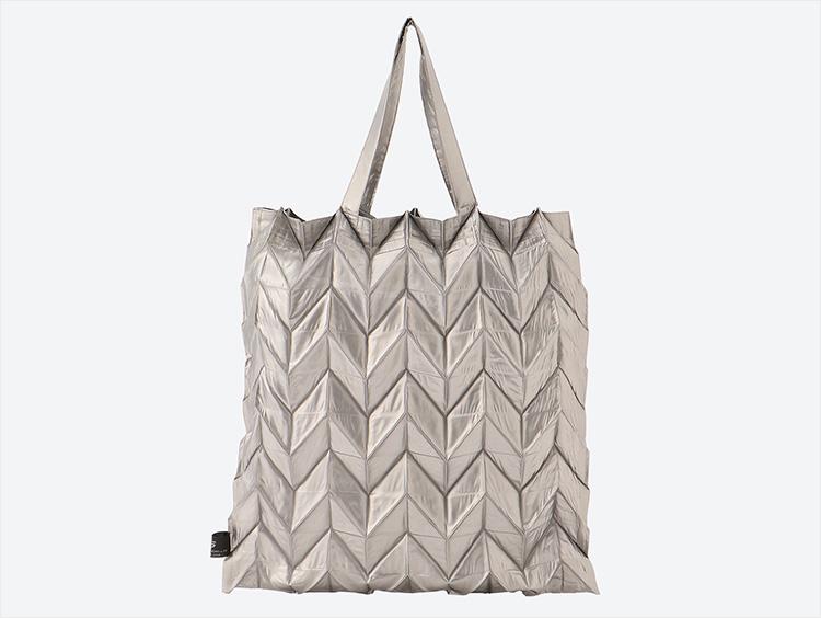 <NUNO>スパッタリング 折り紙バッグ