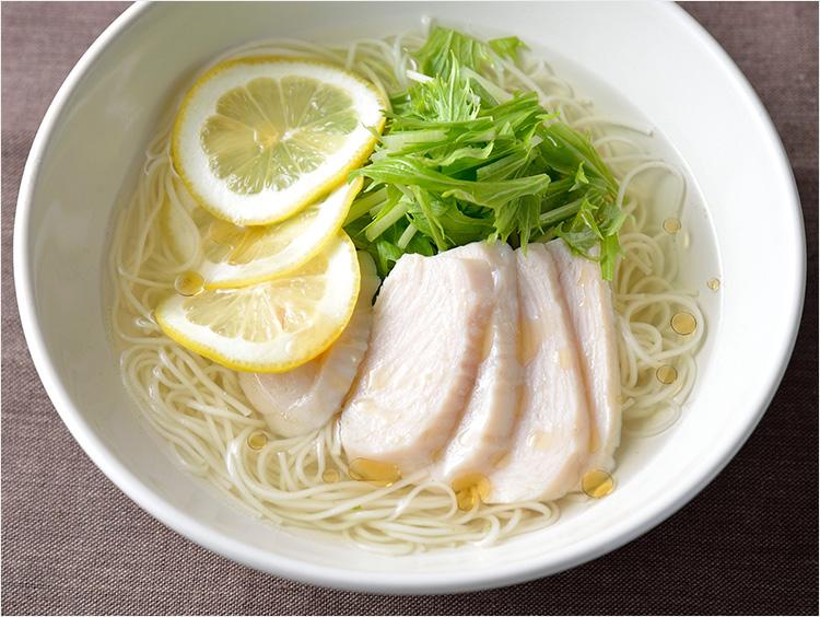 にゅうめんのレシピ
