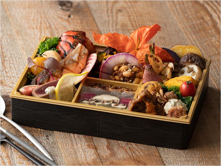 <チャヤマクロビ レストラン>秋の味覚プレミアムコース重