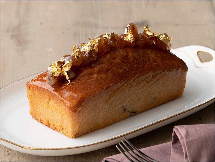 <ル サロン ジャック・ボリー>マロンのパウンドケーキ