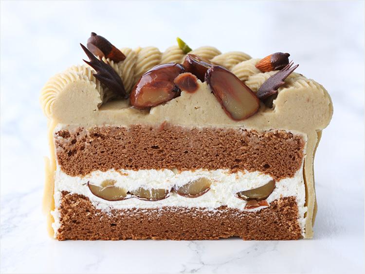 <ロリオリ365 byアニバーサリー>オータムデコレーションケーキ