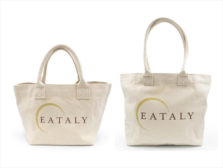 <EATALY>トートナチュラルバッグ ナチュラル
