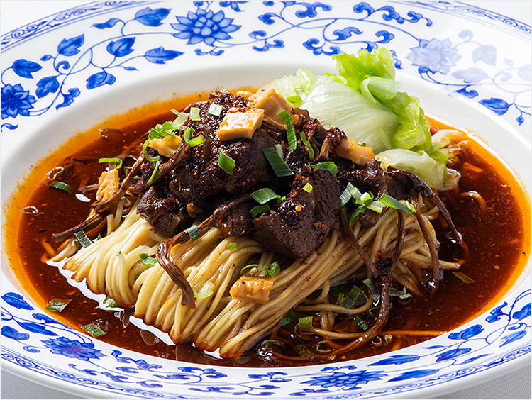 <飄香>香飃牛肉面(本場四川の牛肉麺)