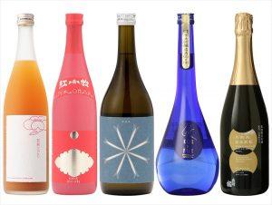 芸術の秋! おしゃれデザインで選ぶ和酒5選【日本酒、焼酎、梅酒】
