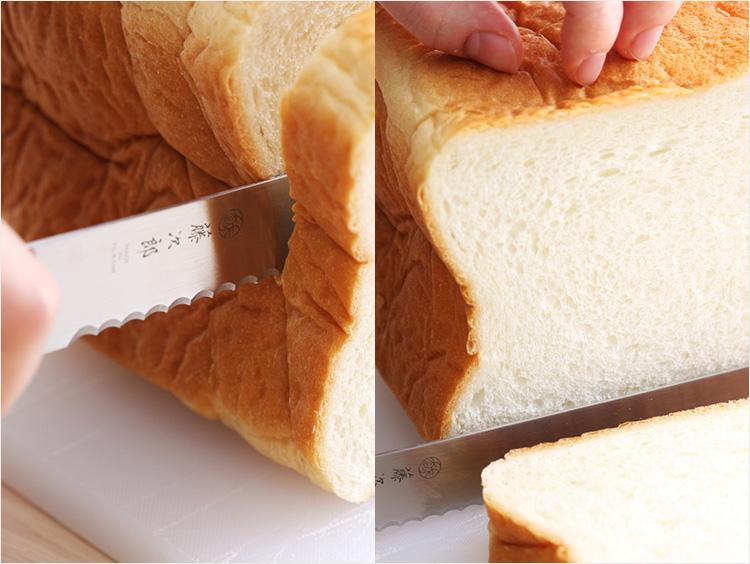 パンでの使用のイメージ