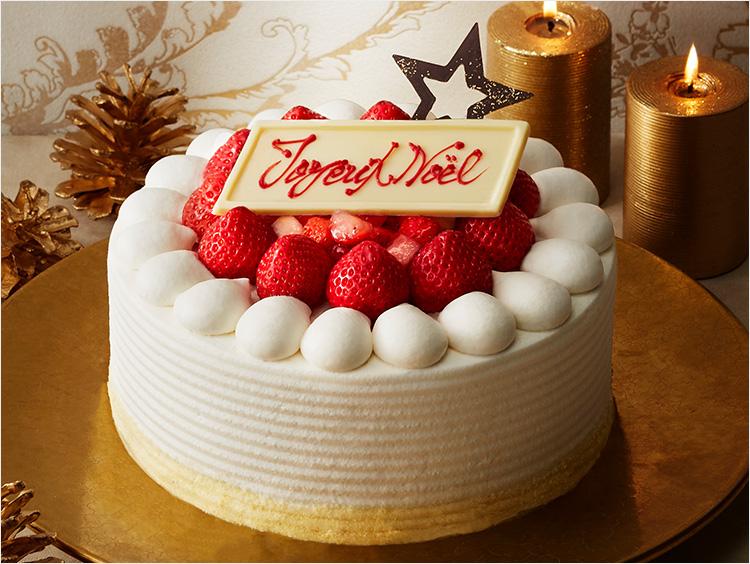 <ホテルニューオータニ パティスリーSATSUKI>新エクストラスーパーあまおうショートケーキ