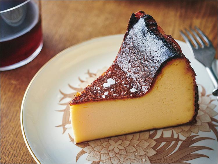 と は チーズ ケーキ バスク