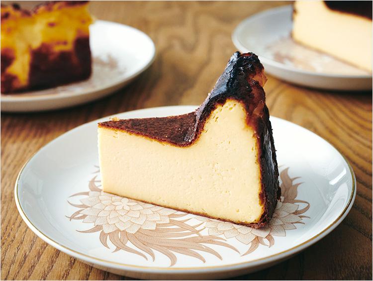 バスクチーズケーキのイメージ