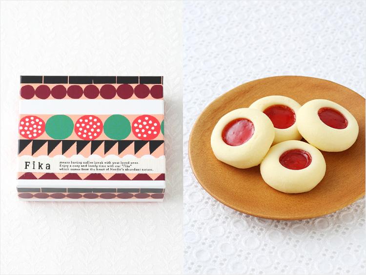 フィーカのお菓子イメージ