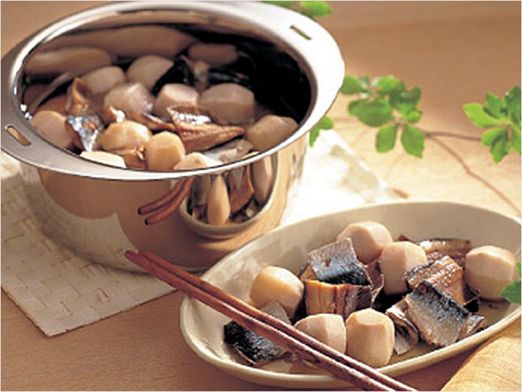 里芋とニシンの炊き合わせのイメージ