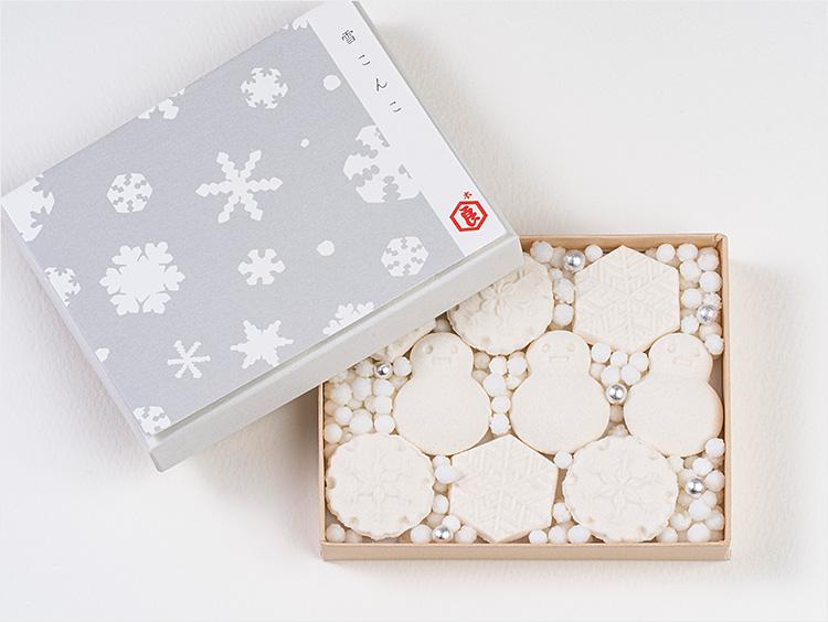 意外性が面白い! 和菓子の名店が贈るクリスマススイーツ5選の画像