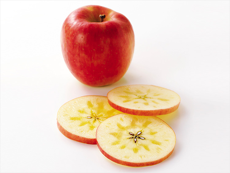 <こみつの会>「こみつ®りんご」