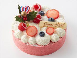 予約不要で当日買える! 日本橋三越本店で人気のクリスマスケーキ2020