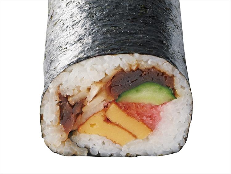 <神田志乃多寿司>恵方巻