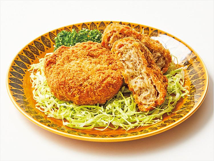 <米沢 琥珀堂>米沢牛生姜メンチ