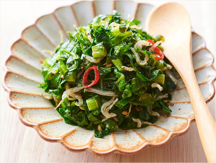 葉 大根 レシピ 人気 の いろんな料理に使える大根の葉!人気の活用レシピ20選