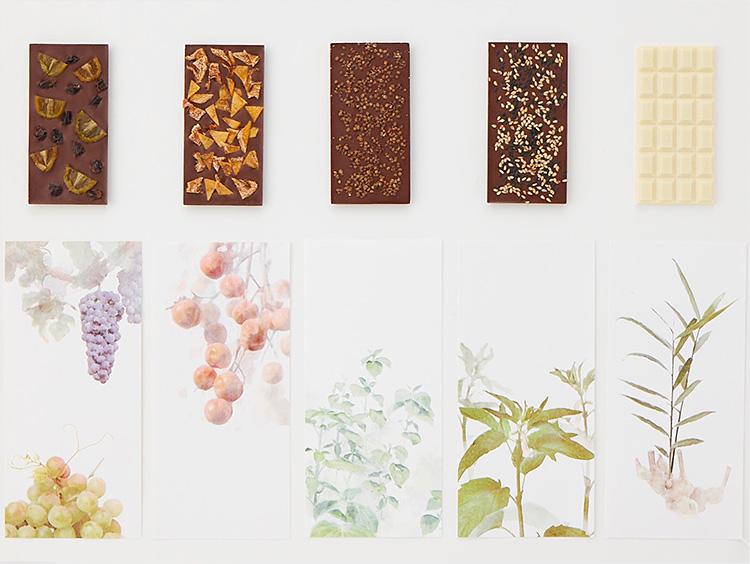 <La Chocolatorie NANAIRO>Izumo Collection Chocolate Set