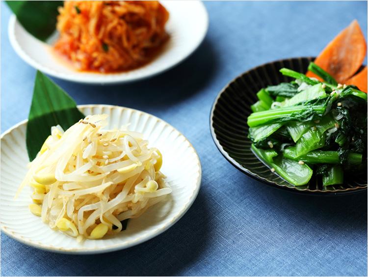 野菜ナムルのイメージ