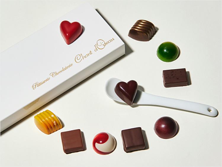 <シャンドワゾー>ボンボンショコラセット