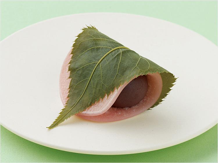 <とらや>桜餅