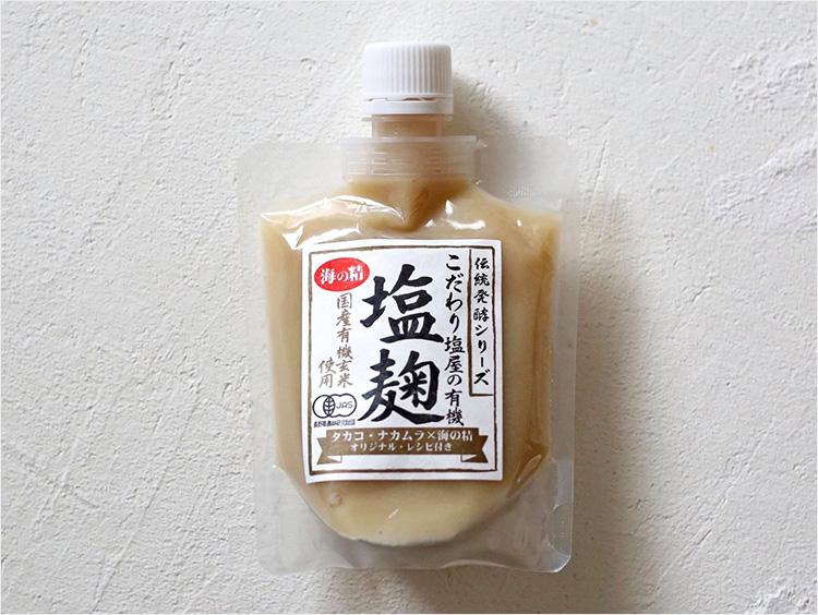 <海の精>塩麹