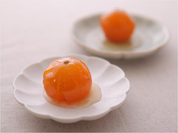 金柑甘露煮のイメージ