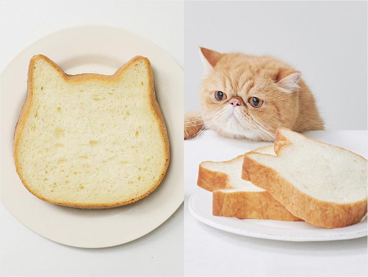 <ねこねこ食パン>ねこねこ食パン(プレーン)