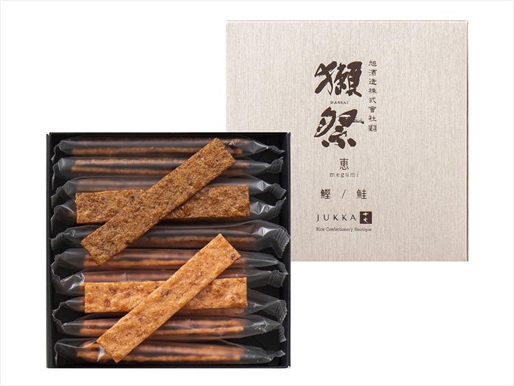 <十火>獺祭アソート恵(鰹・鮭)