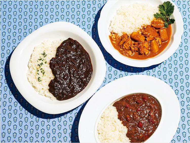 イタリアン、アジアン、馬肉料理のシェフが異色のコラボ! 期間限定プレミアムなレトルトカレー
