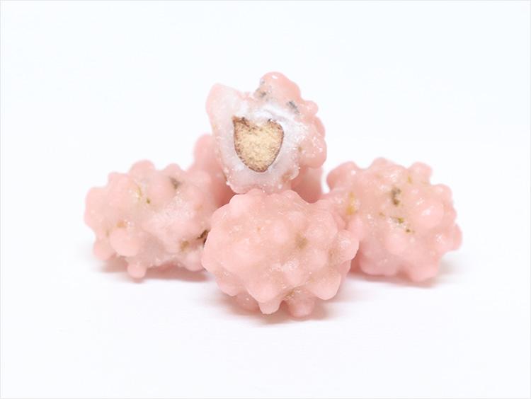 <銀座 緑寿庵清水>桜もち金平糖