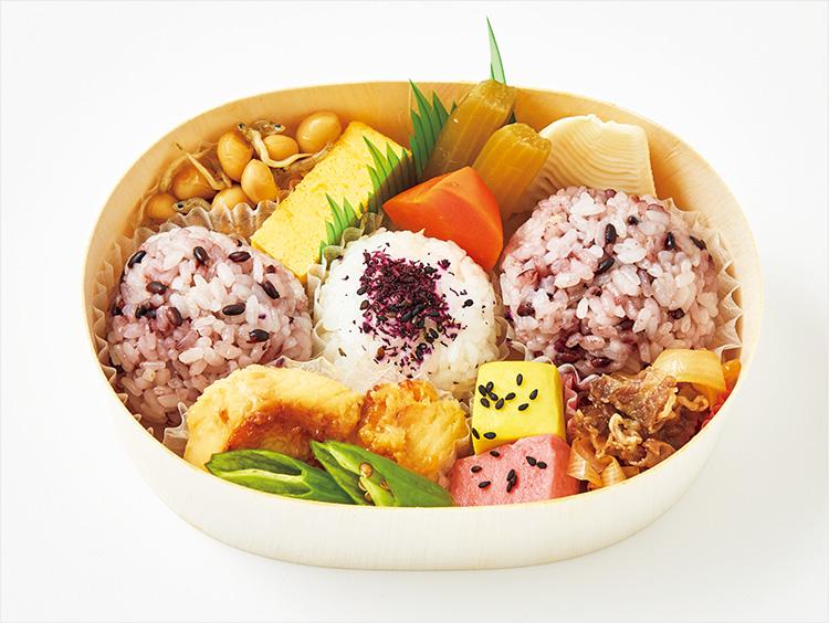 「小さめ×カラフル」にときめく! 話題の大豆ミートのお弁当。おいしく食べて地球にやさしいエコ活しよう