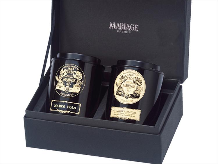 <マリアージュ フレール>紅茶の贈り物 GS-1C