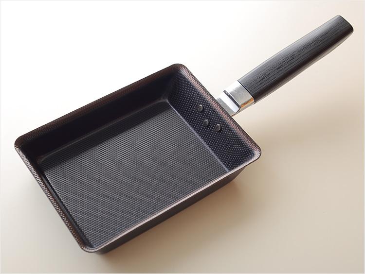 鉄エンボス玉子焼き器、オリジナル