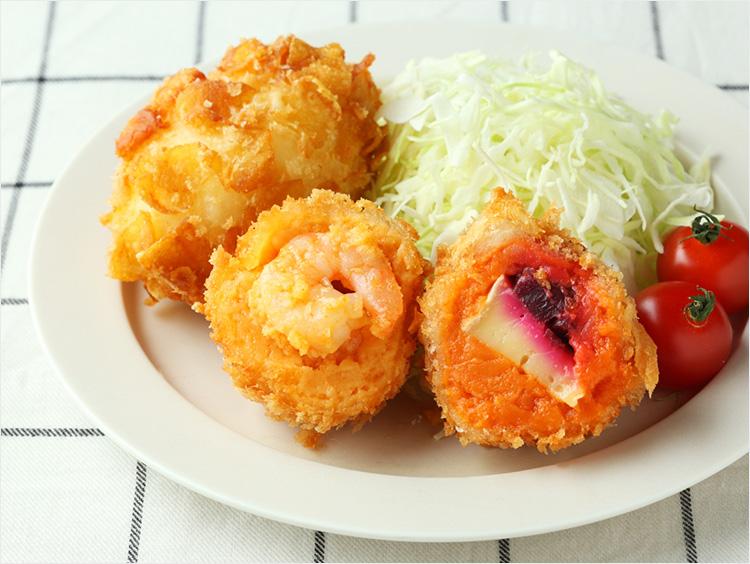 <発酵kitchenリッチクリームコロッケ東京>選べる3種のクリームコロッケセット