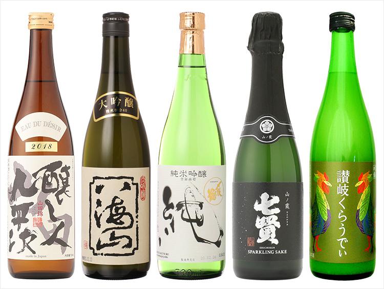 【初心者おすすめ】迷ったらこれ! 伊勢丹で売れている日本酒ランキングを発表